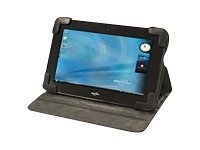 Motion CL-Series Portfolio Tablet PC Carrying Case, Black Gray Interior