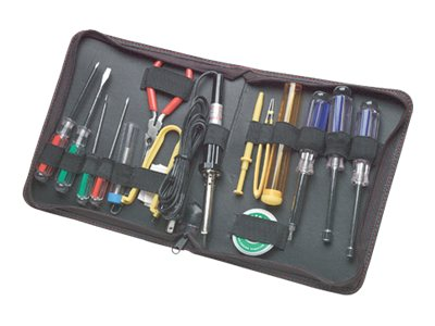 Manhattan MH Tool Kit, 17-Piece, 530071, 19055440, Tools & Hardware