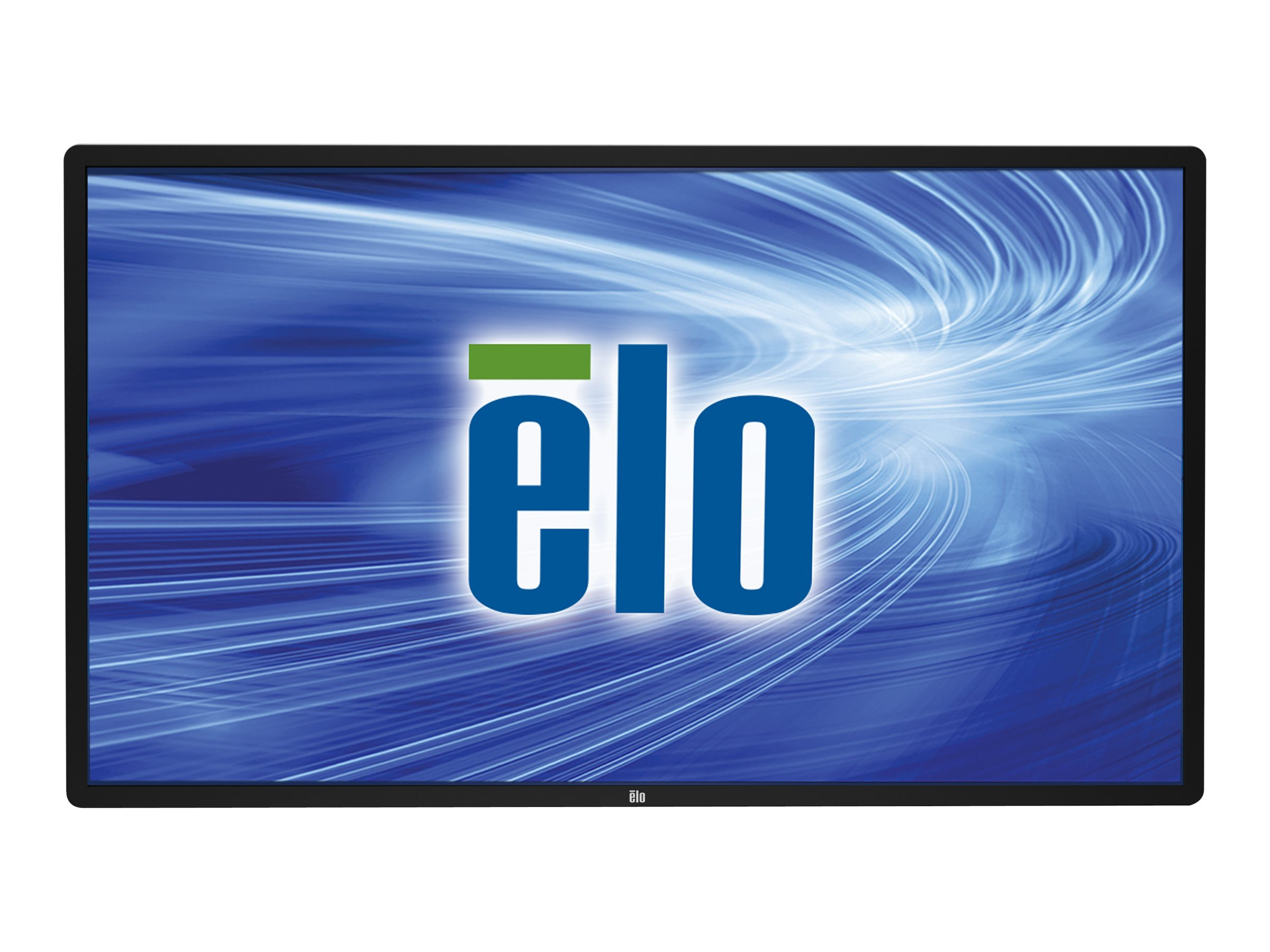 ELO Touch Solutions 55 5501LT Full HD LED-LCD Touchscreen Display, Black, E268254, 31507752, Monitors - Large-Format LED-LCD