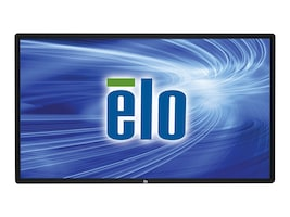ELO Touch Solutions 55 5501LT Full HD LED-LCD Touchscreen Display, Black, E268254, 31507752, Monitors - Large Format - Touchscreen/POS