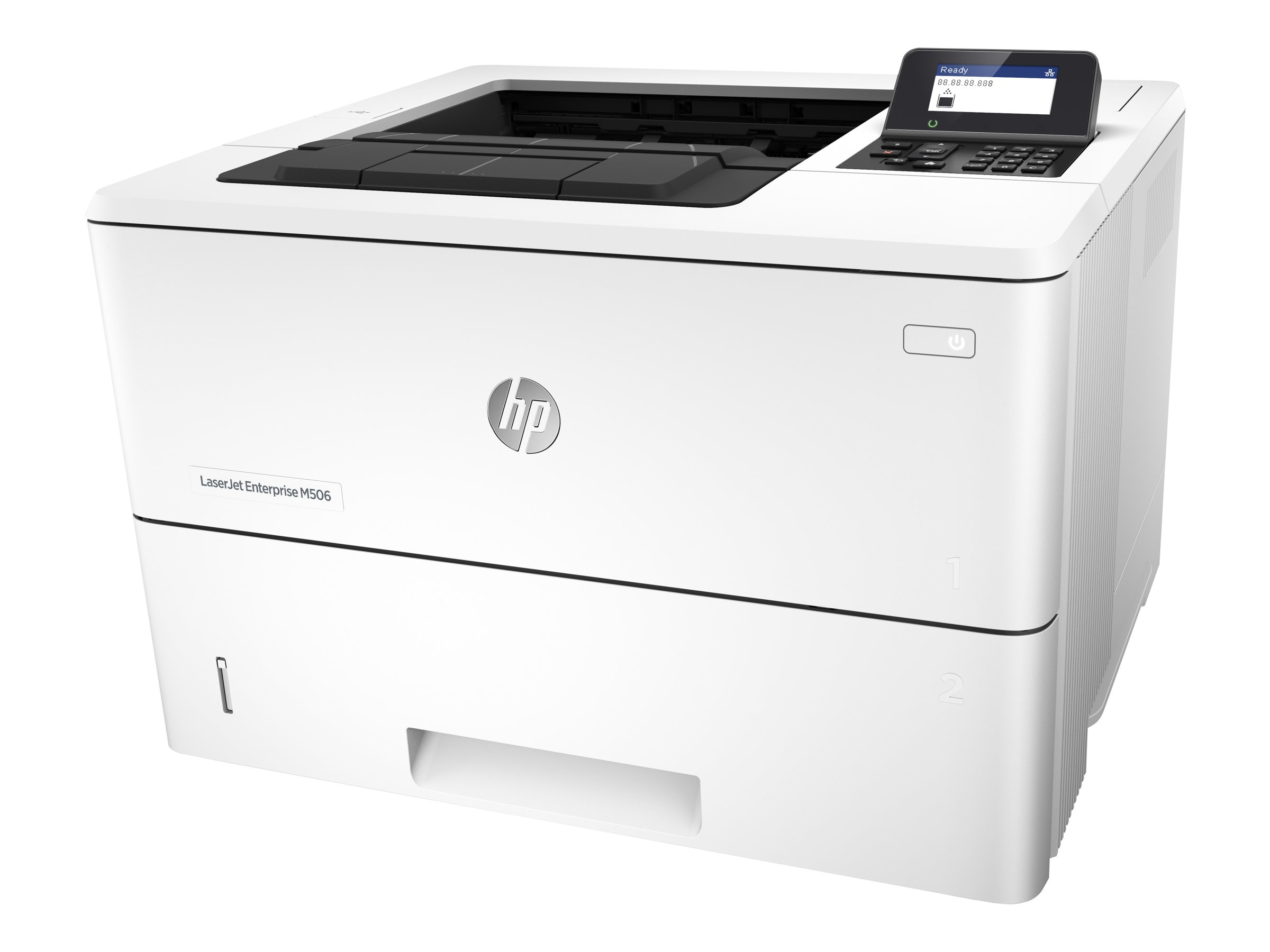 HP LaserJet Enterprise M506dn Printer, F2A69A#201, 30770495, Printers - Laser & LED (monochrome)