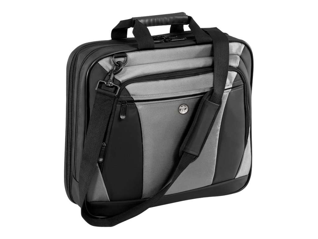 Targus 15 CityLite Notebook Case, Black Gray, CVR400, 4838759, Carrying Cases - Notebook