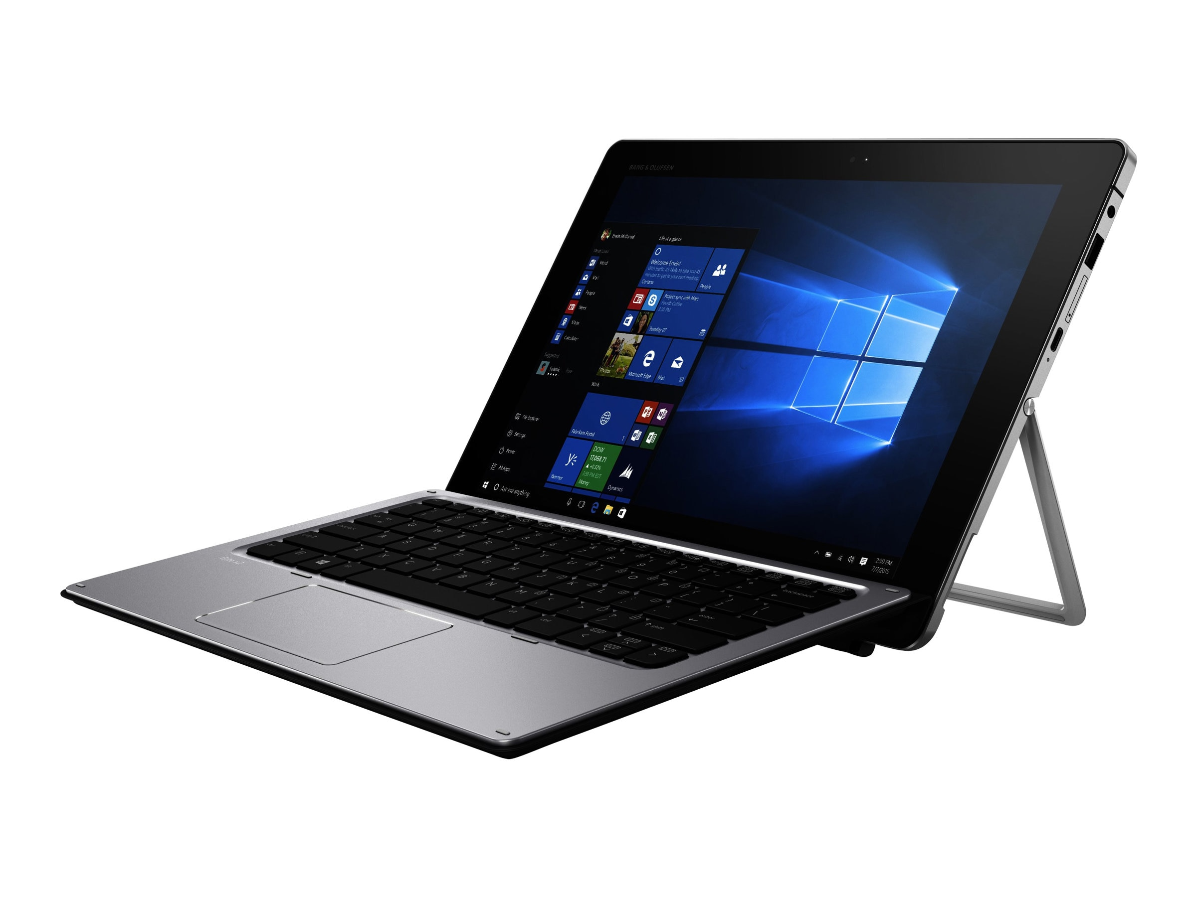 HP Elite x2 1012 1.1GHz processor Windows 10 Pro 64-bit Edition