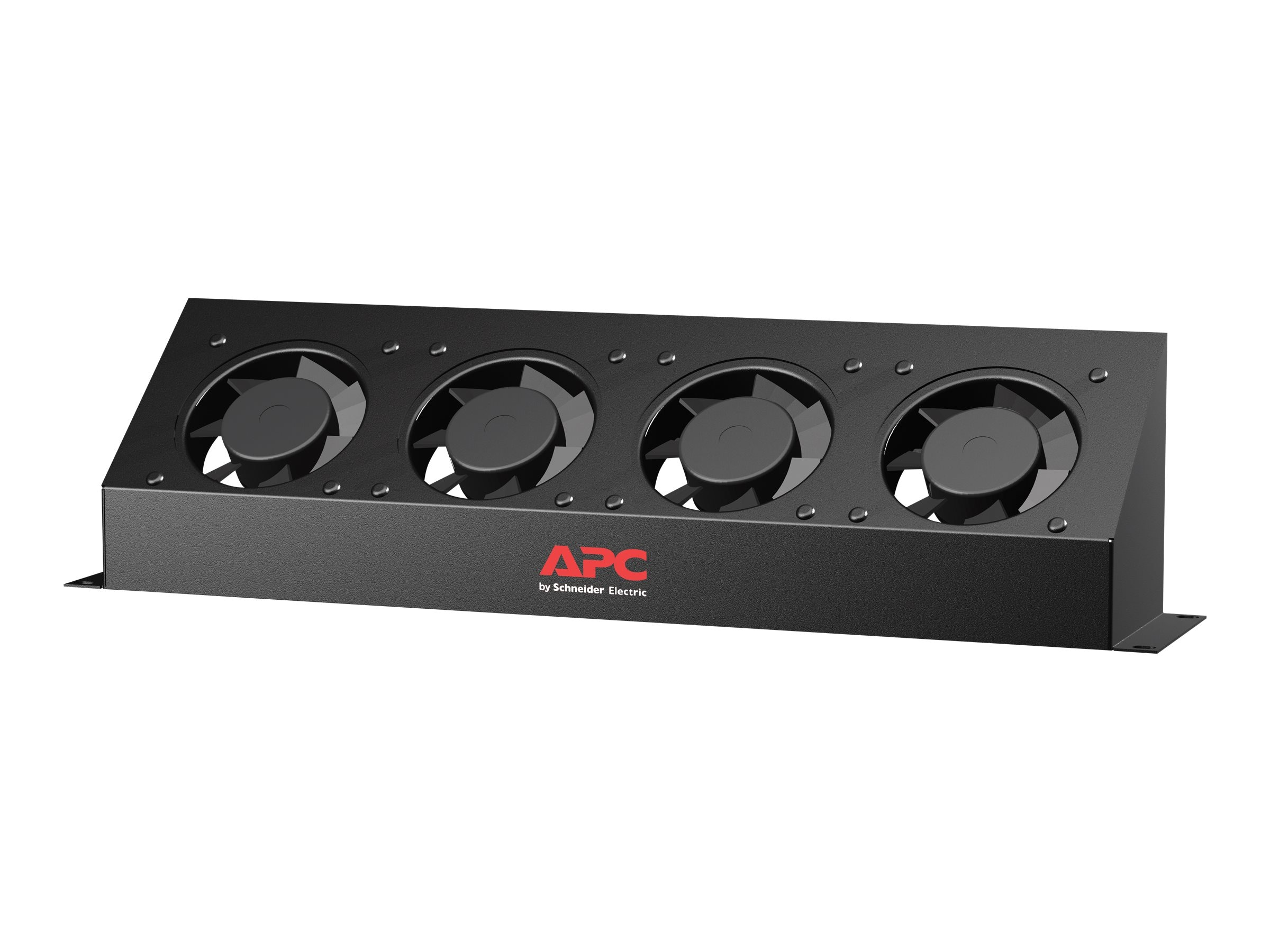 APC NetShelter AV 2U Rack Fan Panel