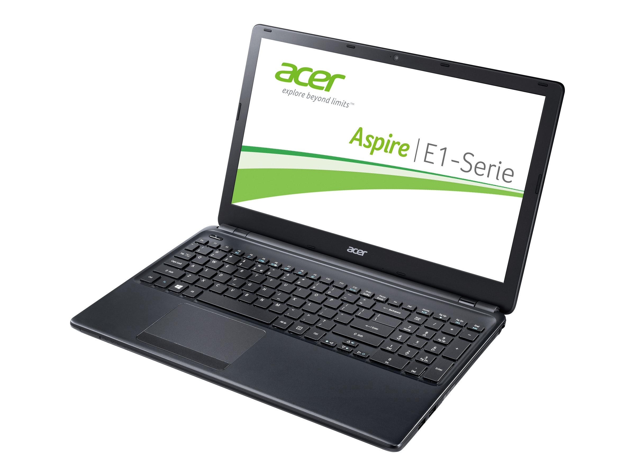 Aspire E1-532-4870 : 1.7GHz Pentium 15.6in display, NX.MFVAA.005, 16738149, Notebooks