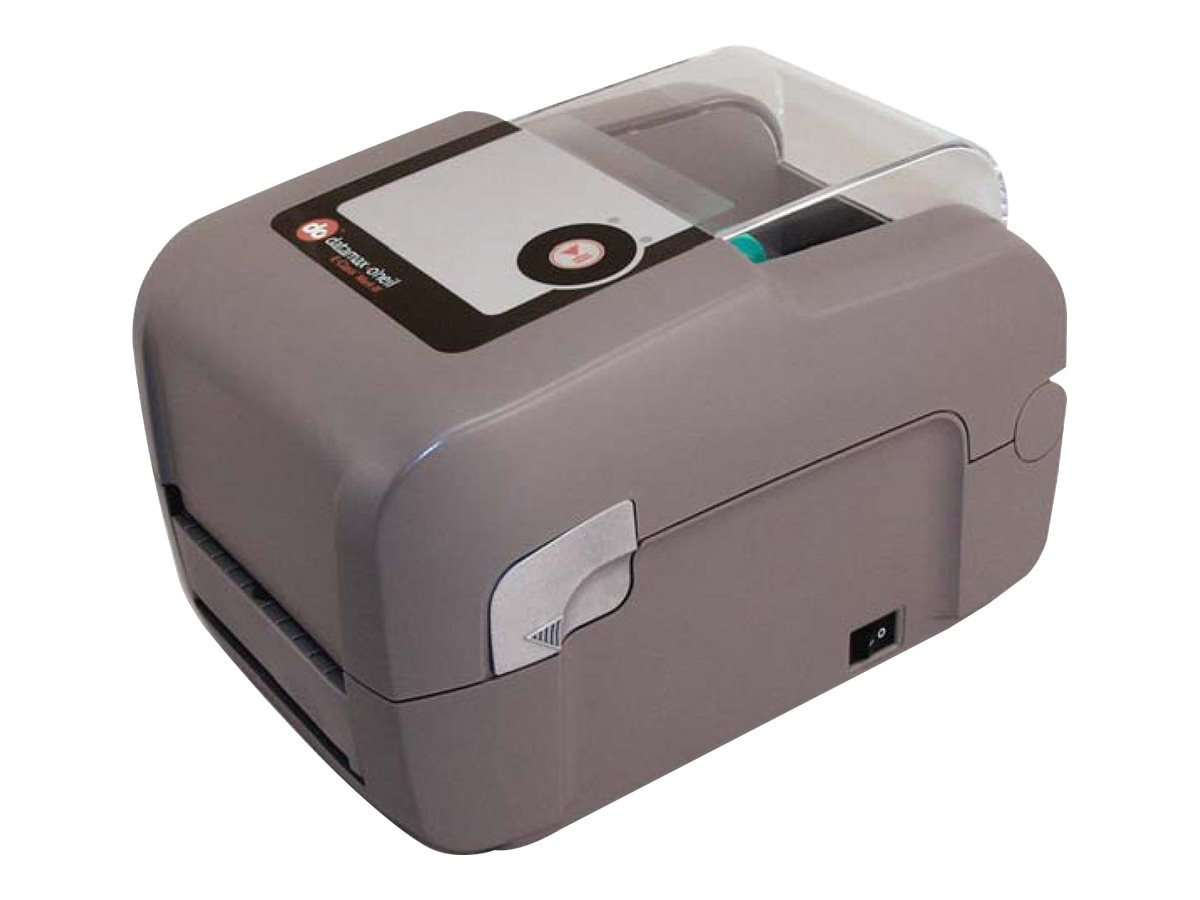 Datamax-O'Neil E-4205A MARK III TT DT 203dpi Serial Parallel USB Ethernet 64 16MB Printer w  US Power