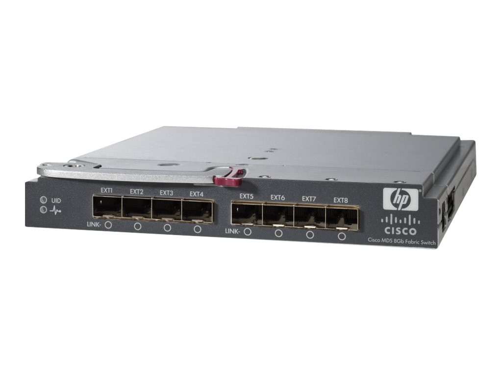 HPE MDS 8 12c Fabric Switch, AW563A, 12267394, Fibre Channel & SAN Switches