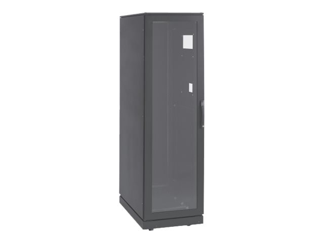 Black Box ClimateCab NEMA 12 42U Server Data Cabinet, M6, 84h x 23.9w x 39.5d, RM5000A-R4