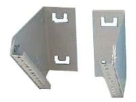 Hubbell Remote Equipment Cabinet, Bottom-Hinged Patch Panel Mounting Bracket (REK19), REK19, 408322, Patch Panels