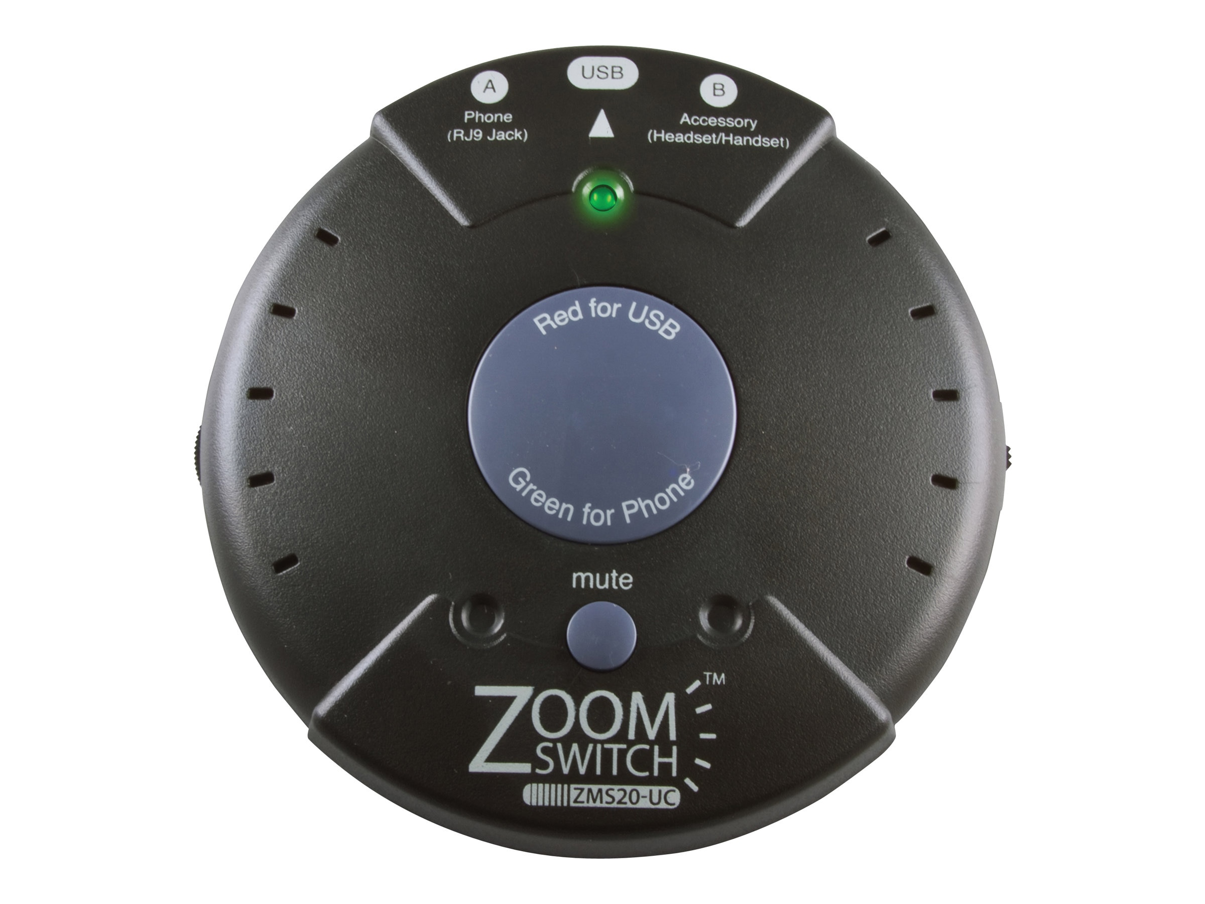 Zoom ZoomSwitch ZMS20-UC, ZMS20-UC, 15097503, Network Adapter Accessories