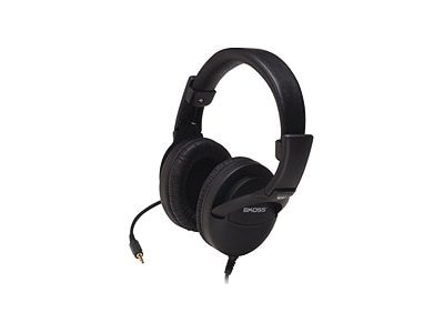 Koss QZPRO Full Collapsible Noise Cancelling Headphones, QZPRO