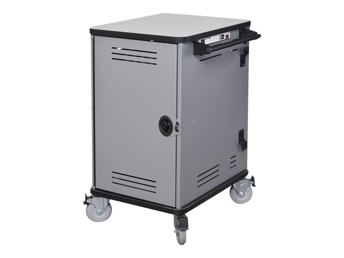 Spectrum Industries Pro20 Cart with Power Switch, 4 Balloon Wheels