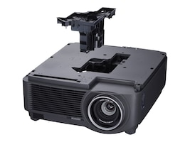 Canon REALiS WUX6000 WUXGA LCoS Projector, 6000 Lumens, White Black, Standard Zoom Lens, 9726B014, 31158011, Projectors