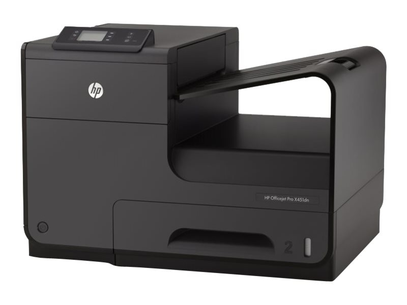HP Officejet Pro X Series X451dn Color Printer $449 - $130 instant rebate = $319 expires 2 29 2016, CN459A#B1H