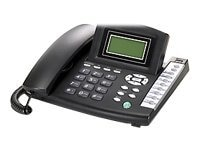 CP Technologies Level One VOI-7010 IP VOIP Telephone w PoE, VOI-7100, 15683191, VoIP Phones