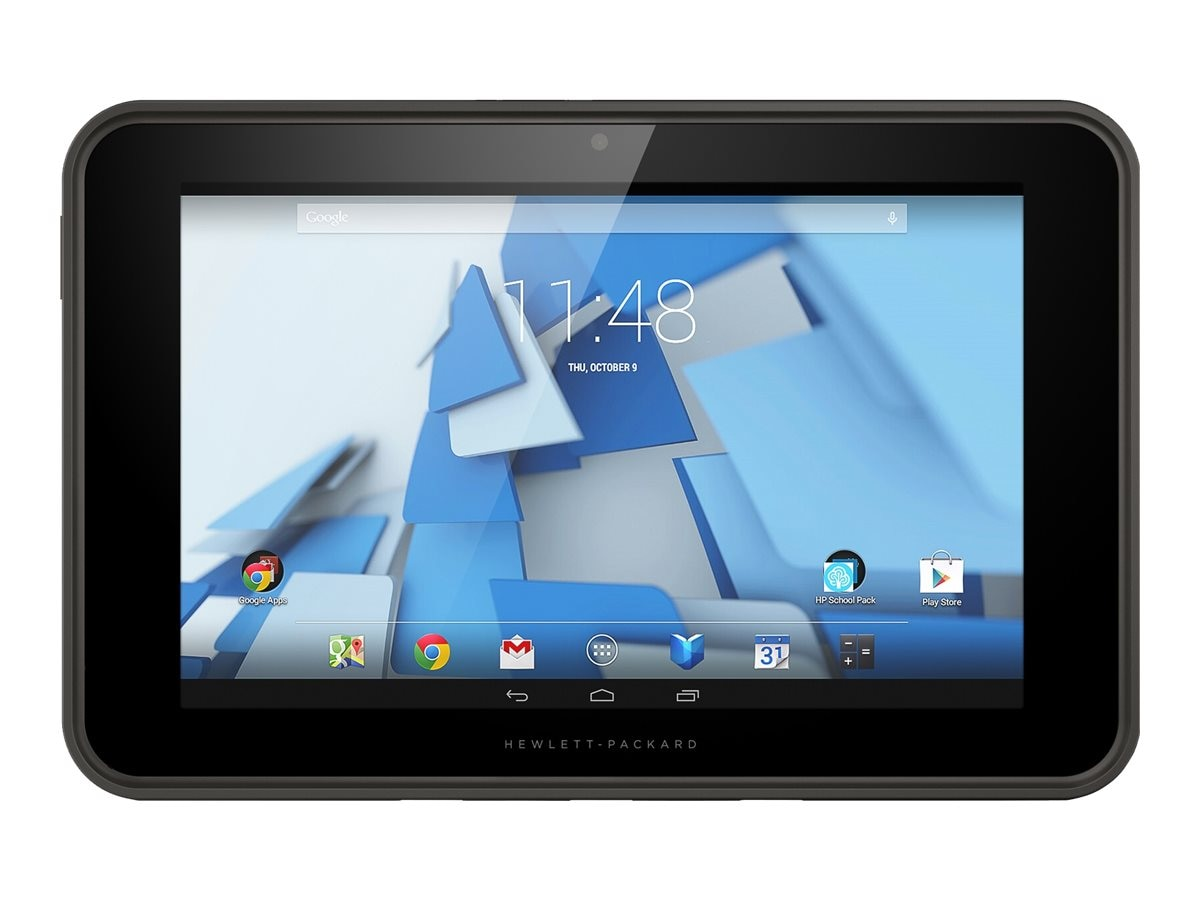 HP Pro Tablet 10 EE G1 1.33GHz processor Android 4.4 (KitKat), M5H12UT#ABA, 21727428, Tablets