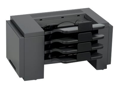 Lexmark 4-Bin Mailbox for MS812, MS811 & MS810 Series, 40G0852, 14925611, Printers - Output Trays/Sorters