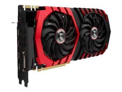 Microstar GeForce GTX 1070 Gaming X Graphics Card, 8GB GDDR5, GTX 1070 GAMING X 8G