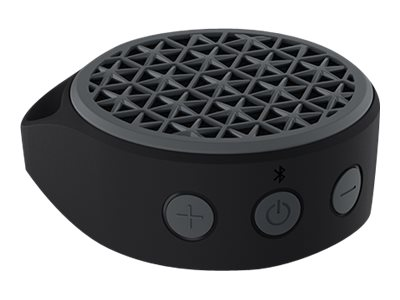 Logitech X50 Wireless Mobile Speaker - Grey, 980-001070
