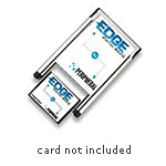 Edge PCMCIA Adapter, CompactFlash to Type II, PE179519, 252291, PC Card/Flash Memory Readers