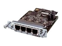 Cisco 4-port Voice Interface Card FXS & DID, VIC3-4FXS/DID, 10142184, Network Voice Router Modules