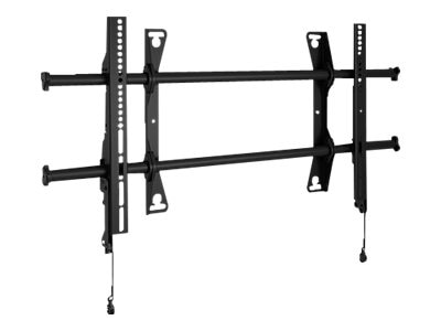 Chief Manufacturing Large Fusion Fixed Wall Display Mount for 37-63 Displays, Black
