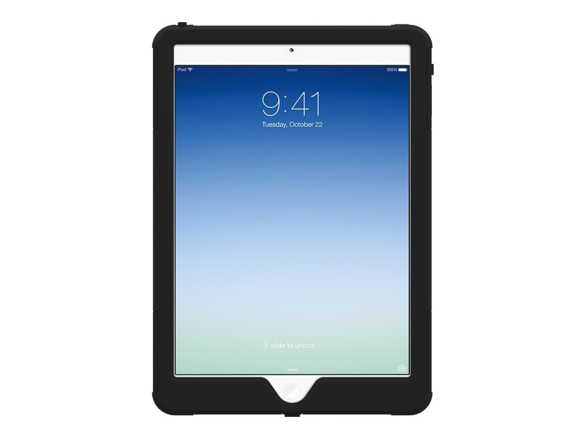 Trident Case Aegis Case for Apple iPad Air, AG-APL-IPAD5-BK, 16526875, Carrying Cases - Tablets & eReaders