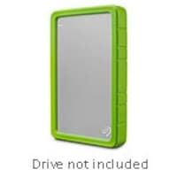Seagate Backup Plus Slim Case, Green, STDR401, 25483977, Carrying Cases - Other