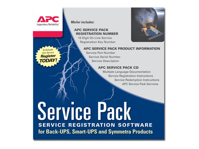 APC 1-Year Extended Warranty for FD Only, WBEXTWAR1YR-AC-01