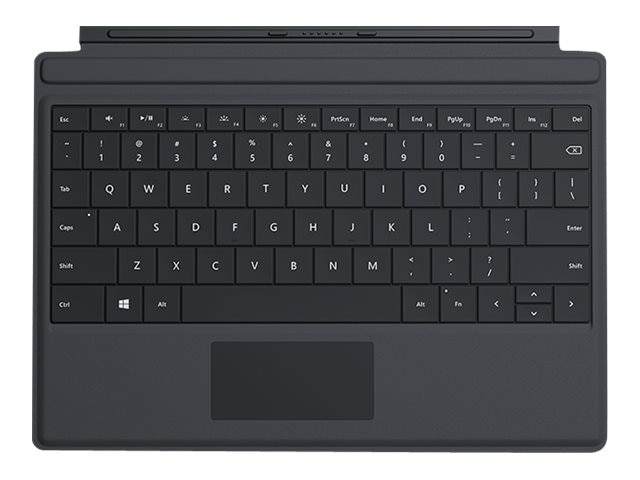 Microsoft Surface 3 Type Cover, Black, GV7-00001