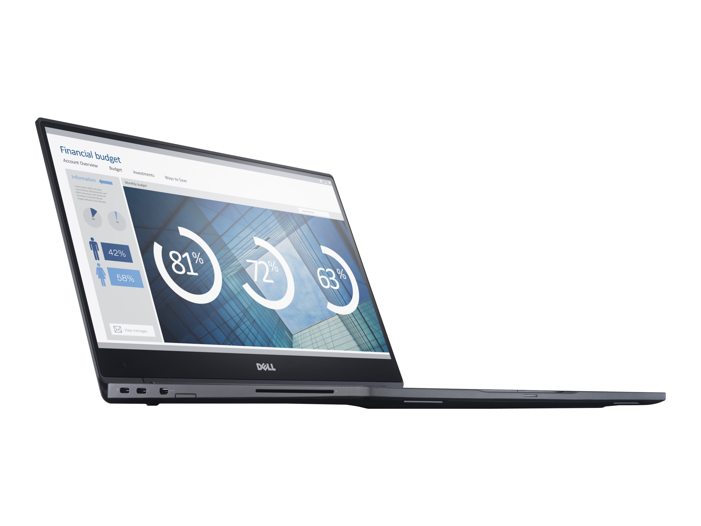 Dell Latitude 7370 Core m5-6Y57 1.1GHz 8GB 256GB SSD ac BT WC 4C 13.3 FHD W10P64