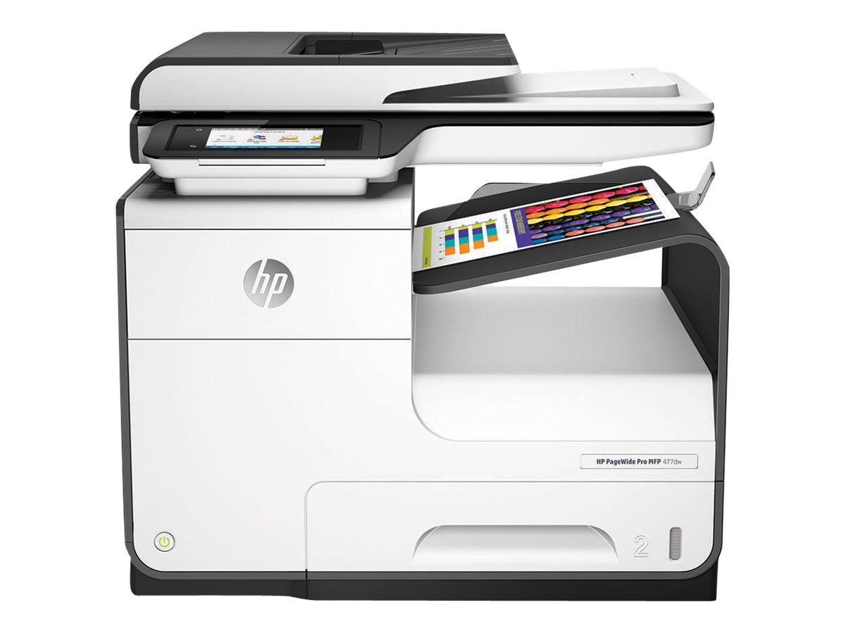 HP PageWide Pro 477dw Multifunction Printer, D3Q20A#B1H, 31807659, MultiFunction - Ink-Jet