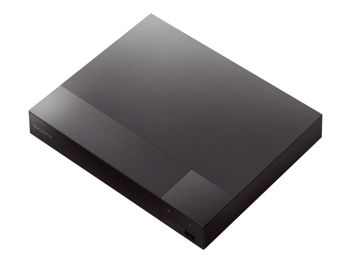 Sony Streaming Wi-Fi Built-In Blu-ray Player, Black, BDPS3700
