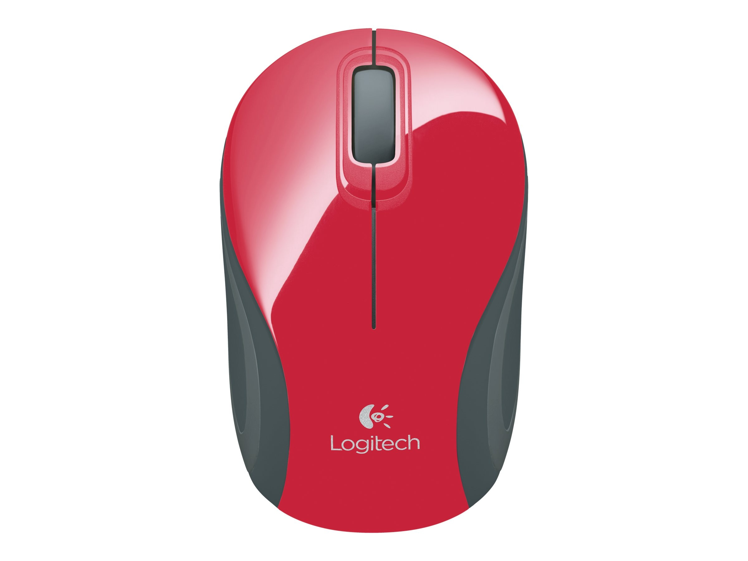 Logitech M187 Wireless Mini Red Extra Small Design, 910-002727, 14673644, Mice & Cursor Control Devices