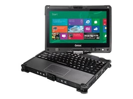 Getac V110 G2 Core i7-5500U 2.4GHz WC 11.6, VC81BCDABHXX, 22159944, Notebooks - Convertible