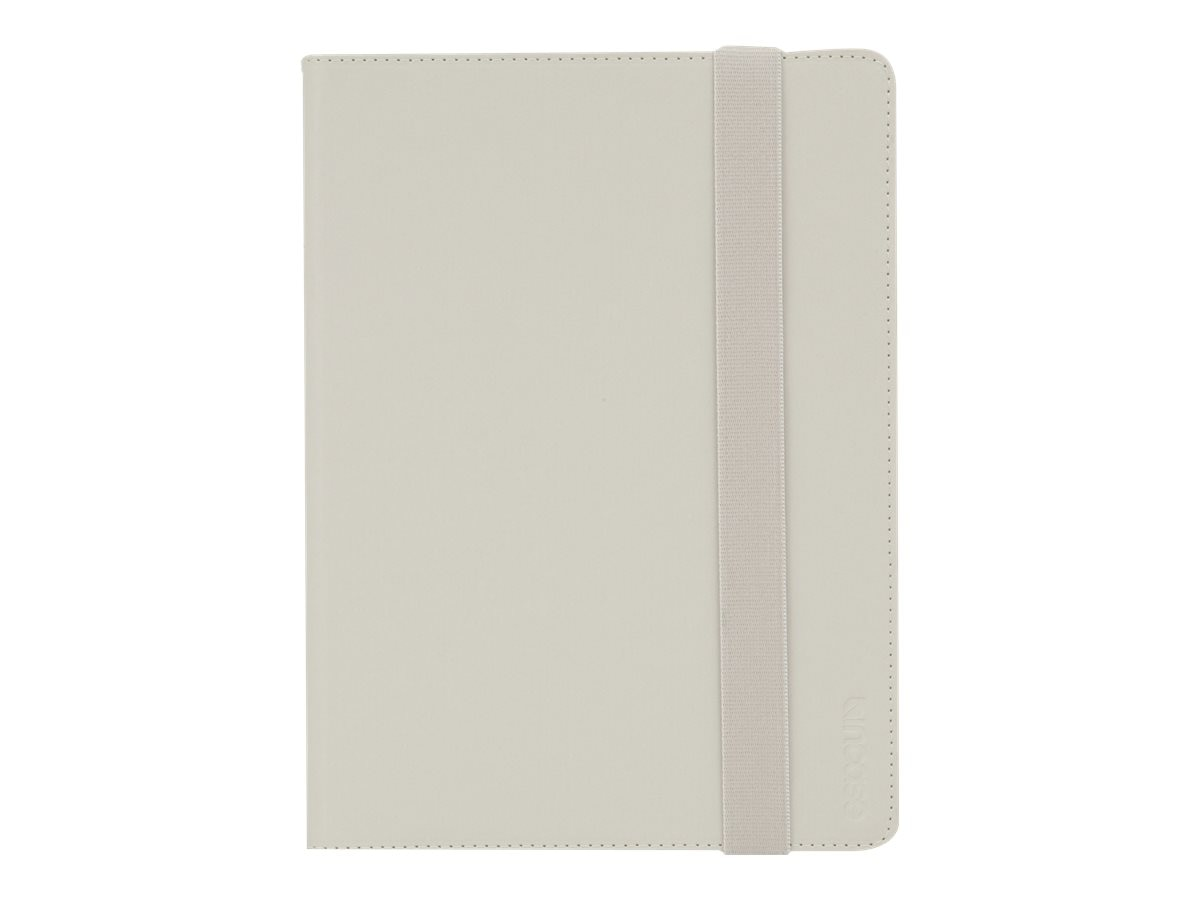 Incipio InCase Classic Book Jacket Case for iPad Air, Gray-Pink
