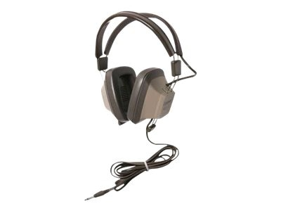 Califone Classroom Explorer Stereo Headsets (10-pack), EH3SV-10L, 31473011, Headphones