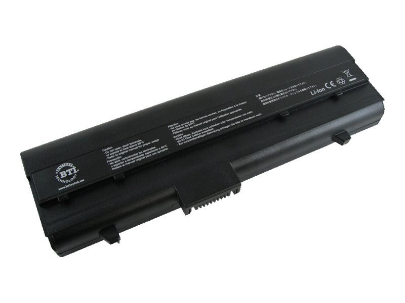 BTI Battery, Lithium-Ion, 11.1 Volt, 7200mAh, for Inspiron, DL-M140H, 8715975, Batteries - Notebook
