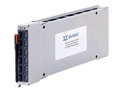 Lenovo QLogic Virtual Fabric Extension Module for BladeCenter, 46M6172, 11123292, Fibre Channel & SAN Switches