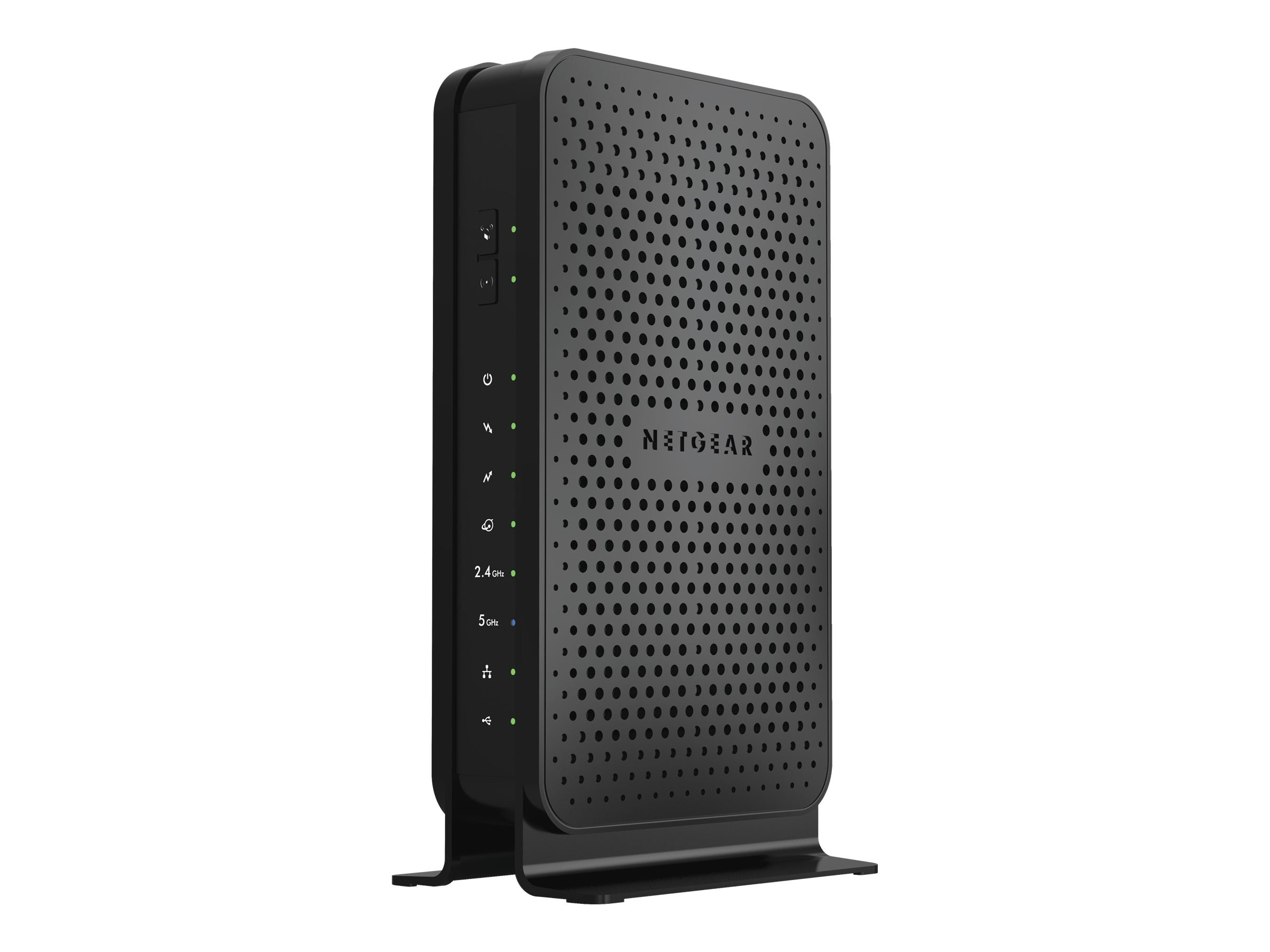 Netgear N600 Wi-Fi Cable Modem Router