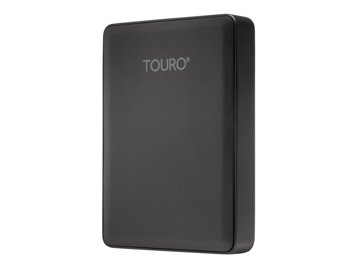 HGST 3TB TOURO Mobile USB 3.0 External Hard Drive, 0S03958