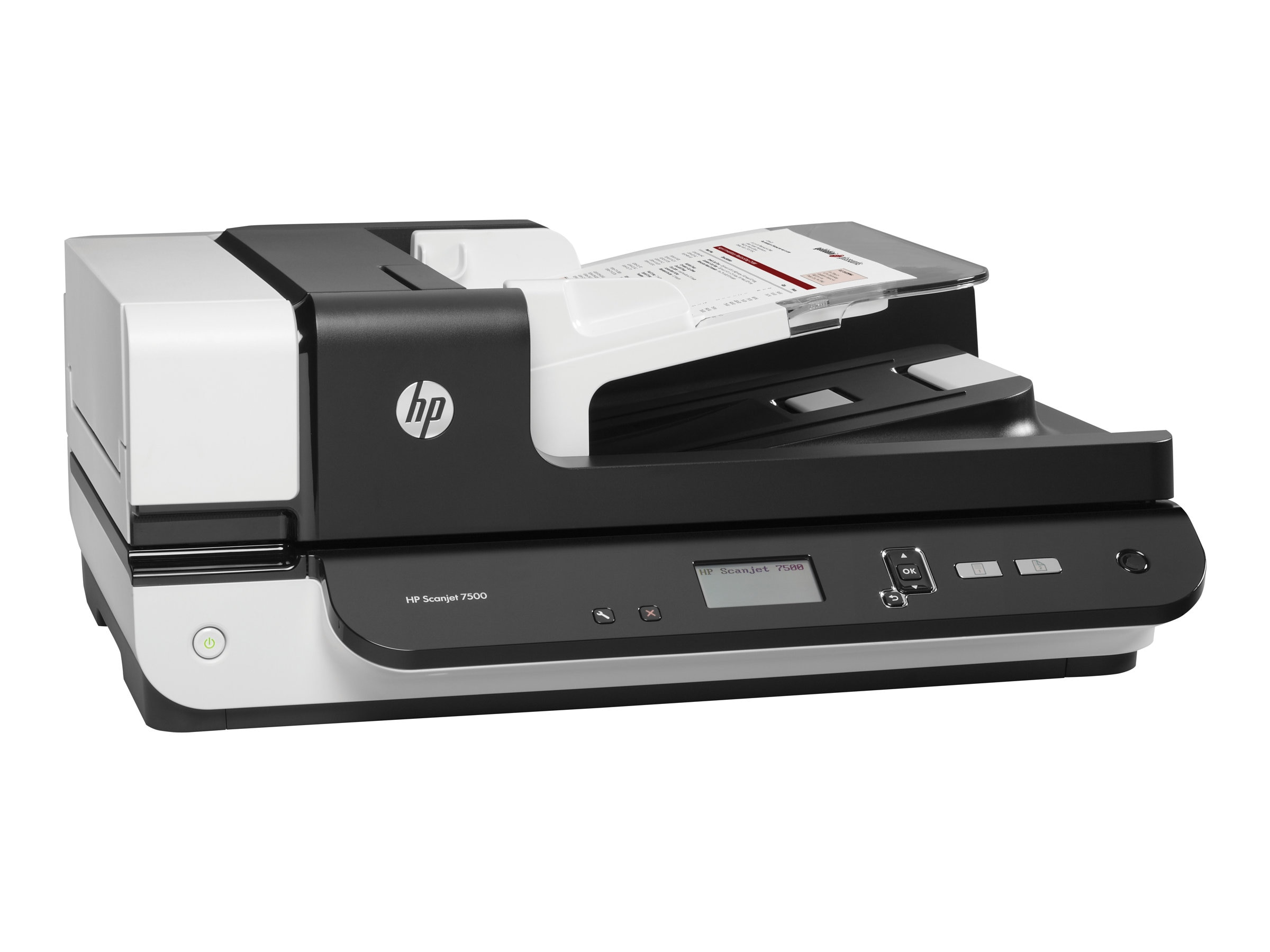 HP ScanJet Enterprise Flow 7500, L2725B#BGJ