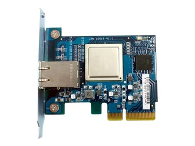 Qnap 1-Port 10GBase-T Network Expansion Card TVS-X63, LAN-10G-1T-D, 18570749, Network Adapters & NICs