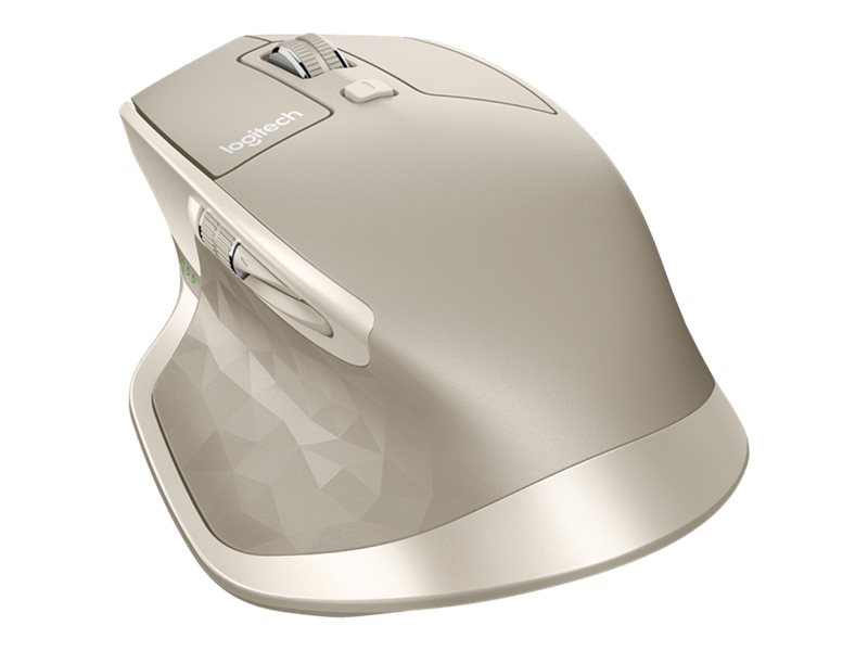 Logitech MX Master Wireless Mouse, Stone