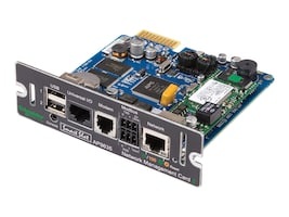 APC UPS Network Management Card 2 w  Environmental Monitoring, Out of Band Access & Modbus, AP9635, 32405740, Battery Backup Accessories