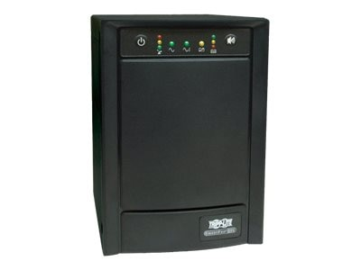 Tripp Lite 750VA UPS Smart Pro Tower Extended Run, Line-Interactive (8) Outlets, SMART750XLA, 8904186, Battery Backup/UPS