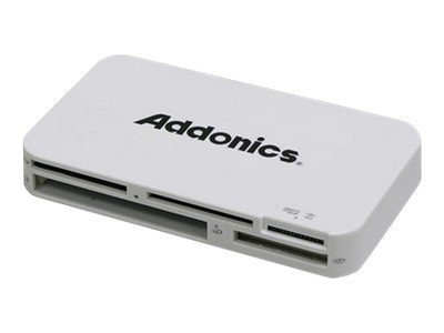 Addonics Mini DigiDrive IV 15-in-1 Flash Reader Writer, AESDDNU3