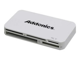 Addonics Mini DigiDrive IV 15-in-1 Flash Reader Writer, AESDDNU3, 13041004, PC Card/Flash Memory Readers