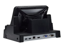 Panasonic Full Desktop Cradle Spare 1-bay Battery Charger for FZ-M1, FZ-VEBM12AU, 19177201, Battery Chargers