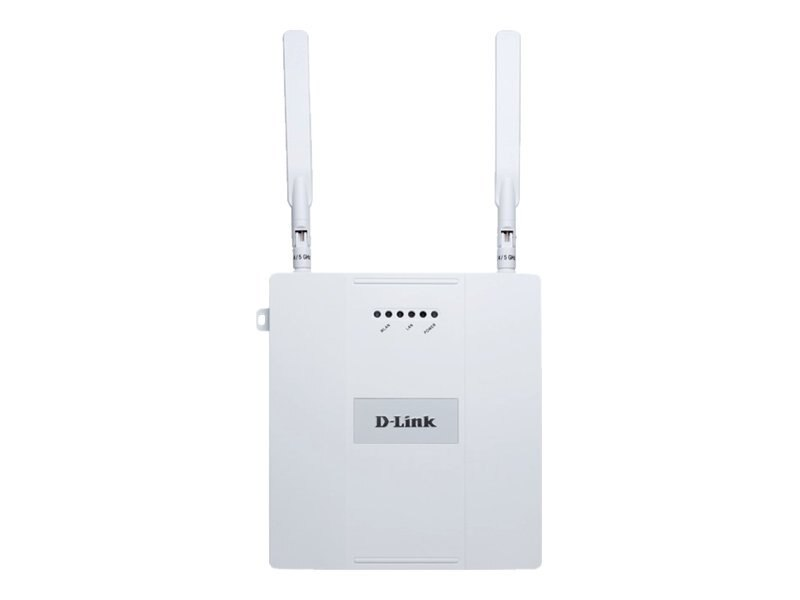 D-Link Air Premier N Dual Band Plenum-Rated PoE Access Point Powered by CloudCommand, DAP-2565